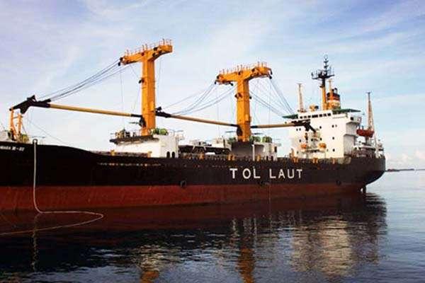 Mahasiswa Teknik Logistik Dukung Program Tol Laut